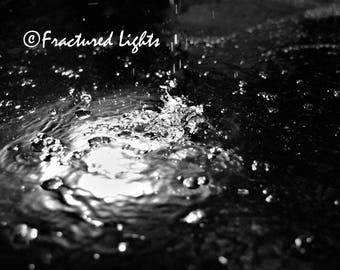Bouncing Water Photo Download