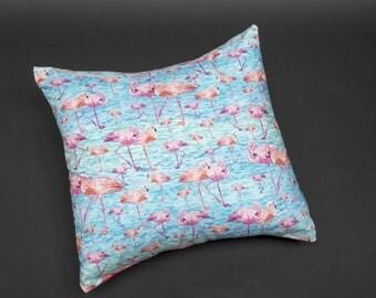 LIFE COLLECTION - Navy - GALAPAGOS flamingos