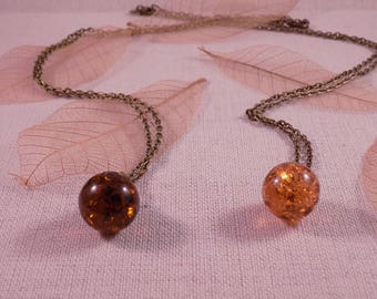 """Shine"" Creat necklaces ' Y. O.N"