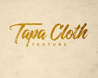 Tapa Cloth Texture