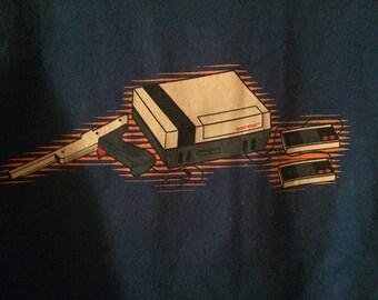 vintage , Nintendo Tee, XL