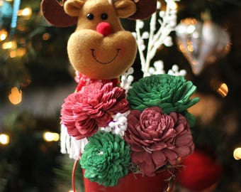 Rudolph the Red Nosed Reindeer Arrangement