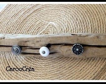 Drift wood coat rack