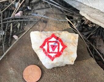 Muladhara - 1st Chakra - Healing Stone