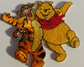 patch Thermo Winnie the Pooh and Tigger