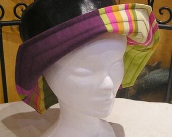 shape caressimo tropical rain hat