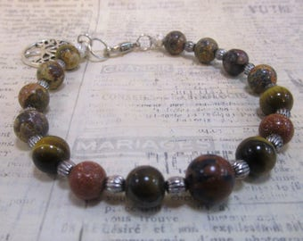 crystal bracelet #6