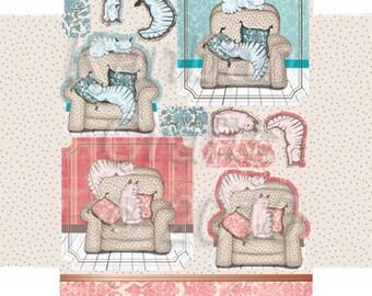 Cat pink bottoms and bleu_KBPCT9875