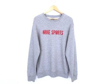 Nike Spellout Pullover Jumper Sweatshirt