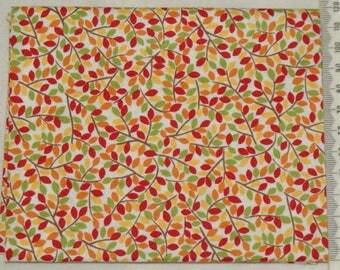 "Fabric - ""Jolly farm"" - Makower 02"