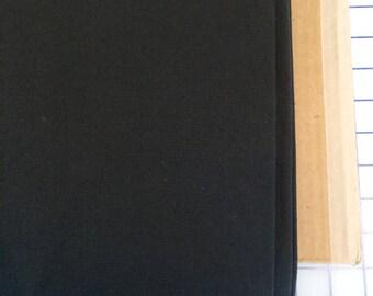 Black Duck Canvas Fabric