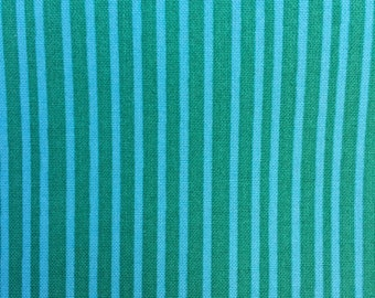 1/2 YARD - Red Letter Day by Lizzy House for Andover Fabrics - STRIPES