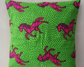 Cushion cover in 100% cotton fabric
