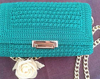 Handmade Crochet Shoulder bag