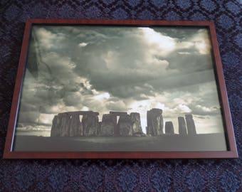 Stonehenge | framed photograph