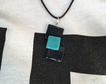 Necklace • square
