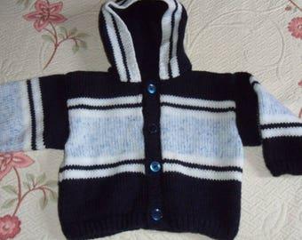 vest, sweater, coat Hoodie, 6/9 months