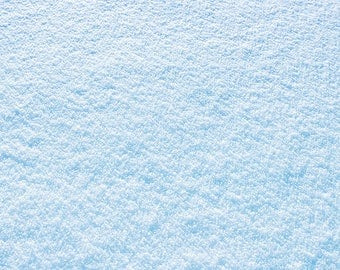 PLACEMAT semi-rigid ORIGINAL AESTHETIC WASHABLE and durable - carpet of snow 1.