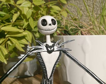 Figurine - Jack Skelington - L'étrange Noël de Monsieur Jack