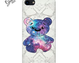Iphone 8 case Teddy on marble case iphone 8 case Iphone 7 case iphone 7 plus iphone 6 Case iphone 7 plus cover iphone SE cover iphone X case