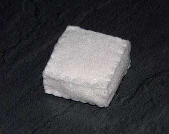 4 servings of cheese handmade in felt
