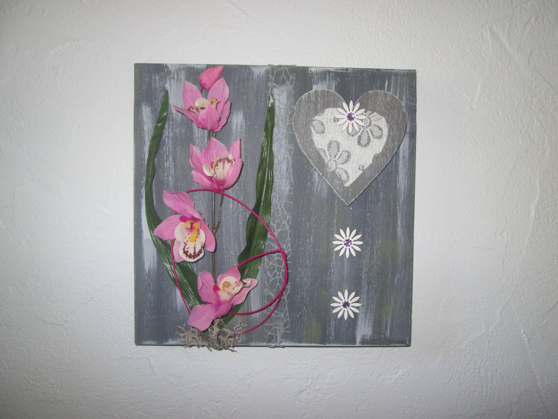 cadre floral mural artificiel conceptions de la maison. Black Bedroom Furniture Sets. Home Design Ideas