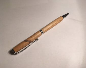cherry wood pen