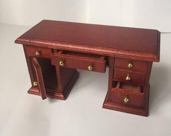 Dolls House Desk 2.5inch/5 inch