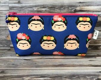 Frida Kahlo Blue bag