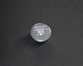 Original badge of the great aunt