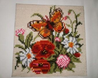 Cross stitch canvas