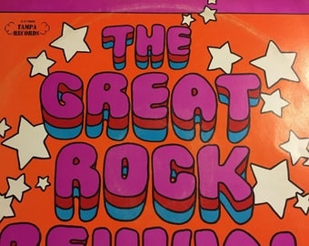 The Great Rock Revival Vinyl Albums