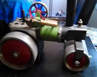 Mamod SR1 steam engine  roller 1962