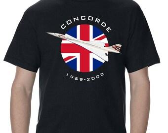 Concorde - British Airways Design Men's T-Shirt
