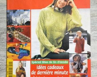 Sandra 149 - December 1996 knitting magazine