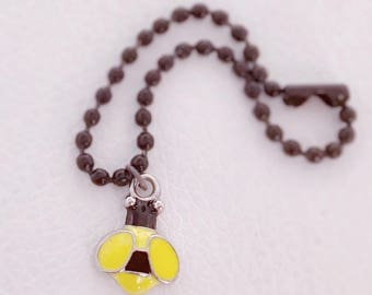 FREE US Shipping Bumble Bee Necklace for Blythe Pullip Doll