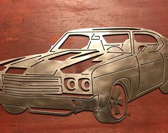 Chevelle Metal Art