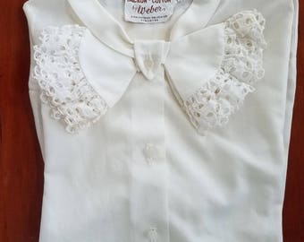 Vintage 1950s/60s Blouse by Weber