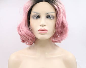 Sonia - Two Toned Wig