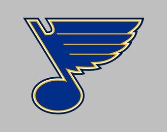 St. Louis Blues.Svg.Dfx.Eps.Pdf.Png.