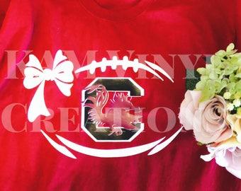 Carolina Football Adult Shirt