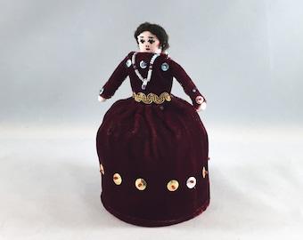Navajo Indian Pincushion Doll