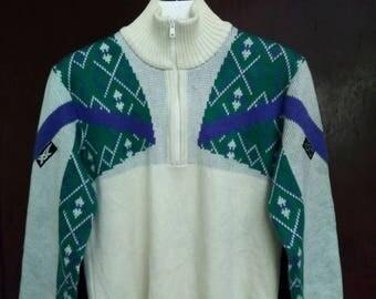 Aasics Knitwear Sweaters / Multicolour Design