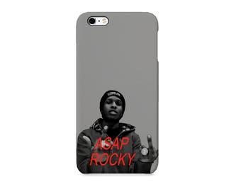 ASAP Rocky Gang Rap American rapper ASAP Mob Phone case for / iPhone / Huawei /Samsung Galaxy