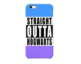 Straight Outta Hogwarts Harry Potter Phone case for / iPhone / Huawei /Samsung Galaxy