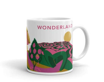 "Wonderland ""You Aren't Here"" Mug"