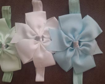Baby Bow with headband
