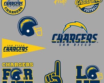 San Diego Chargers. Svg.Dfx.Eps.Pdf.Png.JPG.