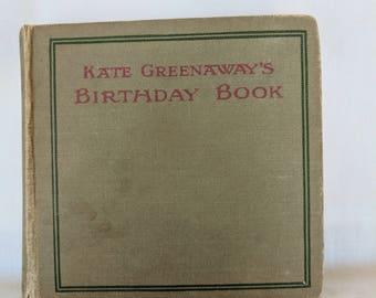 Kate Greenaway Children's Book