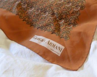 Vintage Giorgio Armani Scarf